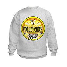 VolleyChick Sunshine Kids Sweatshirt