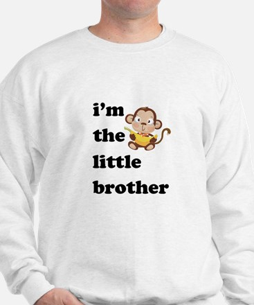 Cute Little brother monkey Sweatshirt