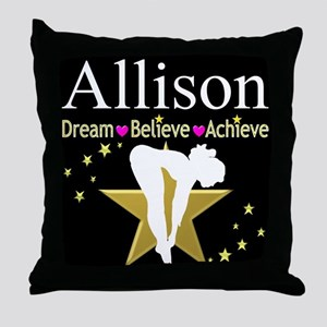 BEST DIVER Throw Pillow
