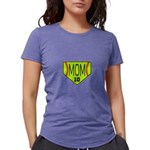 Personalize Softball Mom T-Shirt