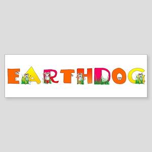 Earthdog Sticker (Bumper)