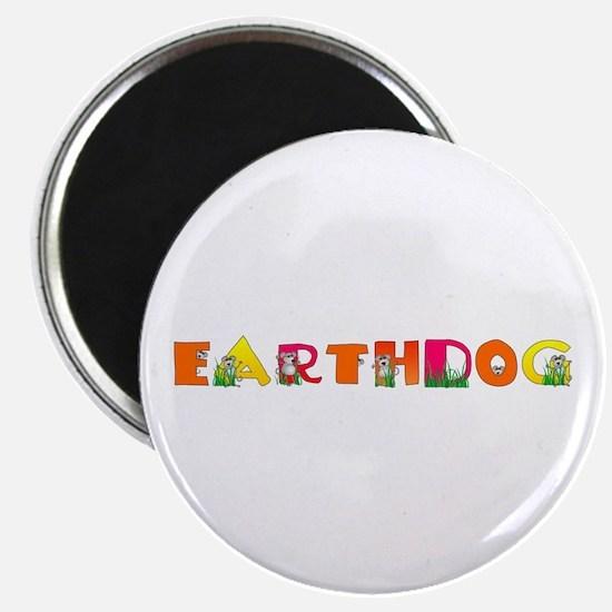 Earthdog Magnet