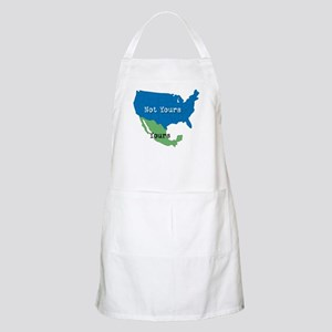 YOURS... NOT YOURS! BBQ Apron