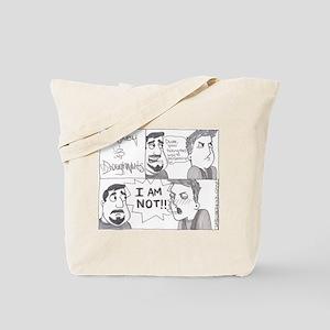 Whiskey -n- Doughnuts Tote Bag