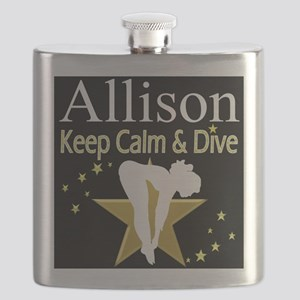 BEST DIVER Flask