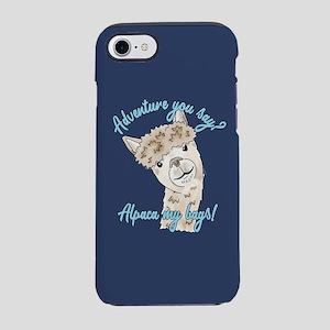 alpaca my iPhone 8/7 Tough Case