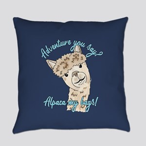 alpaca my Everyday Pillow
