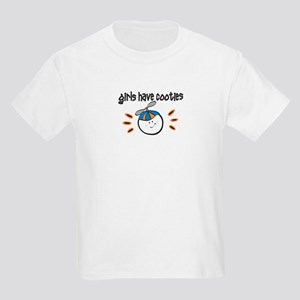 girls have cooties Kids T-Shirt
