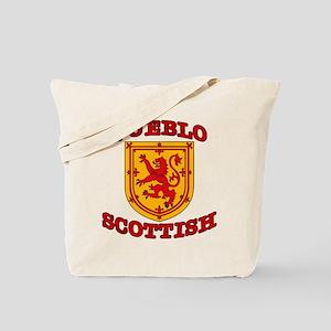 Pueblo Scottish Tote Bag