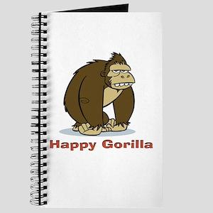 Happy Gorilla Journal