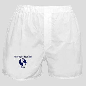 ERIKA - Worlds Best Mom Boxer Shorts
