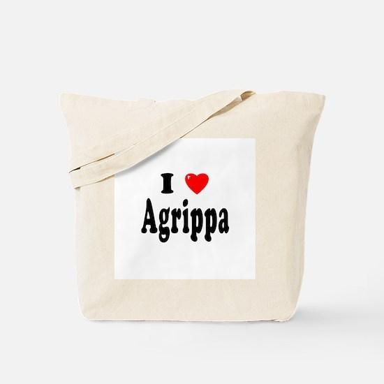AGRIPPA Tote Bag