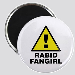 Alert Rabid Fangirl Magnet