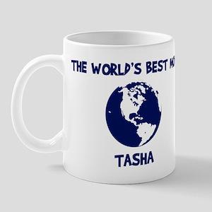 TASHA - Worlds Best Mom Mug