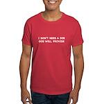 God Will Provide Dark T-Shirt