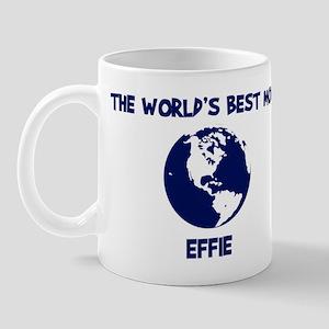 EFFIE - Worlds Best Mom Mug