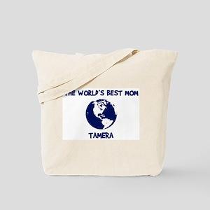 TAMERA - Worlds Best Mom Tote Bag
