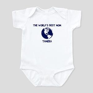 TAMERA - Worlds Best Mom Infant Bodysuit