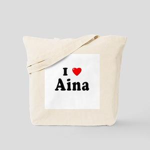 AINA Tote Bag
