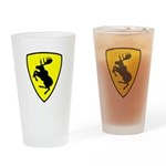 Moose Png C Drinking Glass