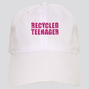 Recycled Teenager - Pink Cap