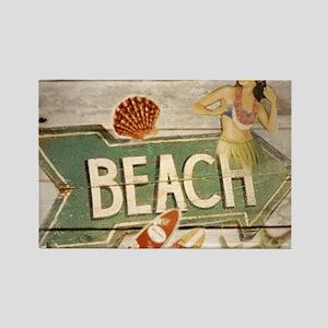 surfer beach fashion Magnets