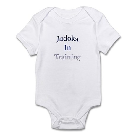 3-judo baby copy Body Suit