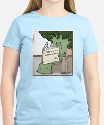 Coping with Anthropomorphism T-Shirt