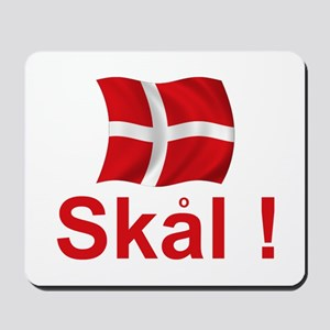 Danish Skal Mousepad
