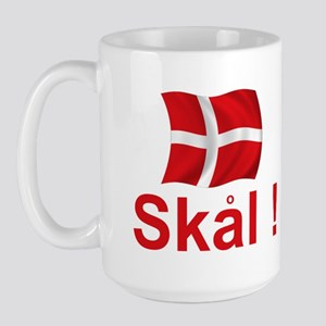Danish Skal Large Mug
