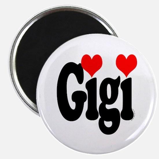 I love Gigi Magnet