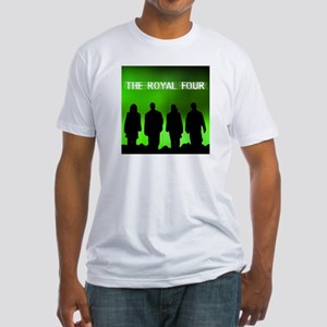 The Royal Four 6 Fitted T-Shirt