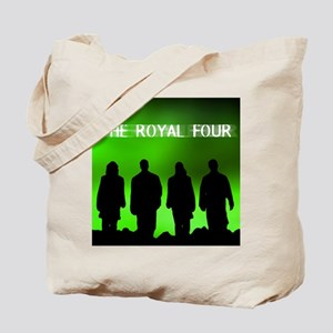 The Royal Four 6 Tote Bag
