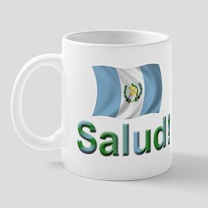 Guatemala Salud Mug