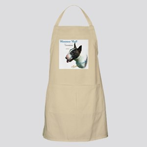 Mini Bull Best Friend 1 BBQ Apron