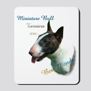 Mini Bull Best Friend 1 Mousepad