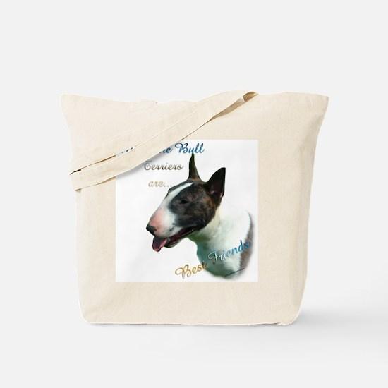 Mini Bull Best Friend 1 Tote Bag