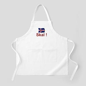 Iceland Skal BBQ Apron