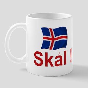 Iceland Skal Mug