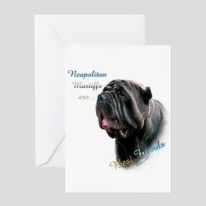 Neo Best Friend 1 Greeting Card
