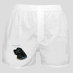 Newfie Best Friend 1 Boxer Shorts