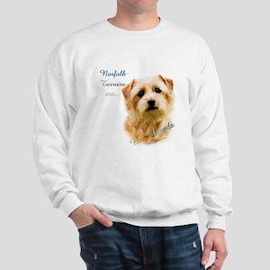 Norfolk Best Friend 1 Sweatshirt