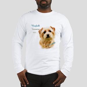 Norfolk Best Friend 1 Long Sleeve T-Shirt
