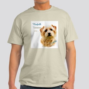 Norfolk Best Friend 1 Light T-Shirt