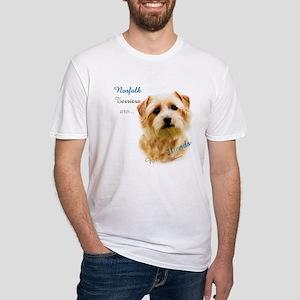 Norfolk Best Friend 1 Fitted T-Shirt
