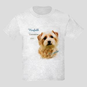 Norfolk Best Friend 1 Kids Light T-Shirt
