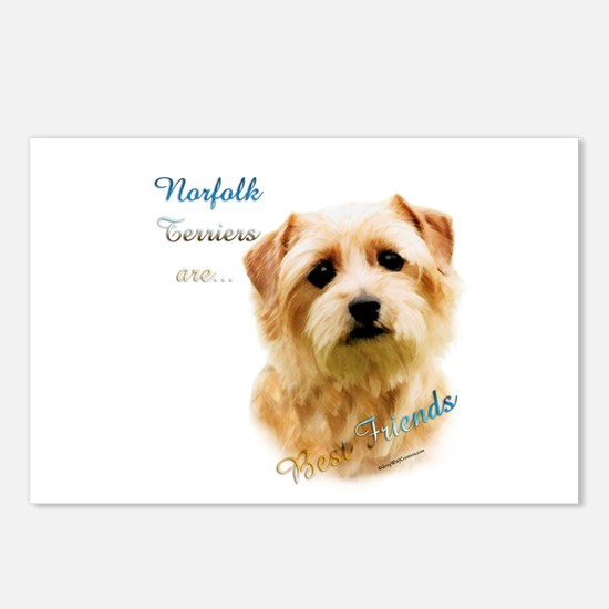 Norfolk Best Friend 1 Postcards (Package of 8)