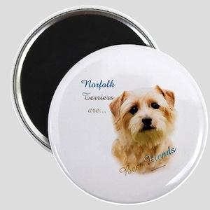 Norfolk Best Friend 1 Magnet