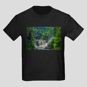 Lower Falls Letchworth T-Shirt