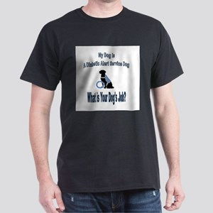 I'm a diabetic service dog T-Shirt
